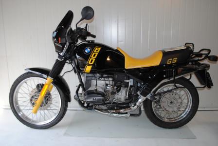 Bmw R80gs Moto Classics