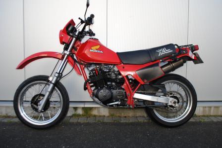 Honda Xl250r Moto Classics