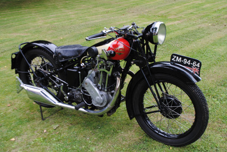 Coventry Eagle G54 The Flying 500 Moto Classics