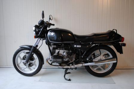 Bmw R80 Moto Classics