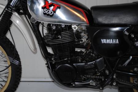 Yamaha Xt Motorcycle