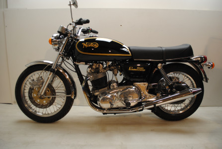 Norton 850 Commando Mk3 Interstate Moto Classics